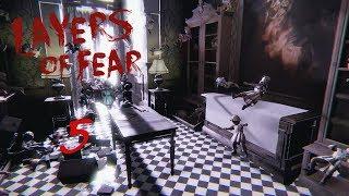 LAYERS OF FEAR #005 - Kinderzeichnungen und böse Puppen | Horror Let's Play (German)