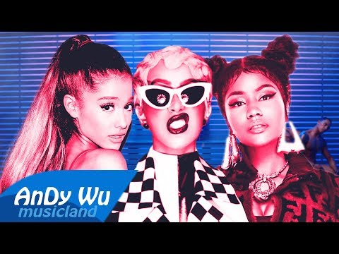 I LIKE IT / SIDE TO SIDE - Cardi B, Nicki Minaj, Ariana Grande ft. Bad Bunny, J Balvin
