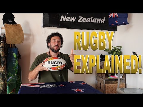Welcome to New Zealand | TIP 003: Rugby Explained! Ft. All Blacks Captain Kieran Read.