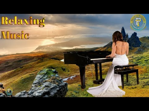 relaxing piano music for deep sleep and stress relief 1080p