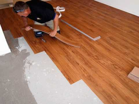 Vinyl Laminate Flooring For Kitchens Ideas Youtube