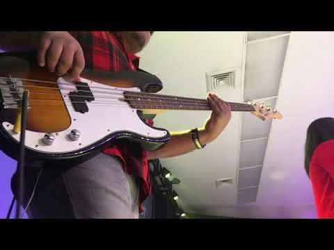 Love Come Down - North Point | BASS COVER - HD