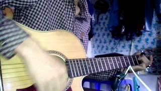 chia tay không lý do(guitar cover by le duong)