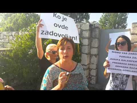Željka Savković -  Performans žena DF a -  Nismo vas zaboravili