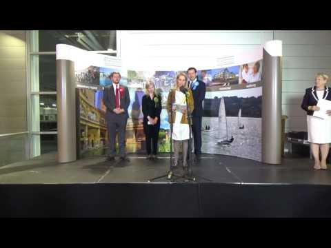 Bath - General Election Declaration