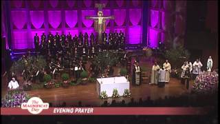 Magnificat Day - 2014-11-1-  Evening Prayer and Eucharistic Procession