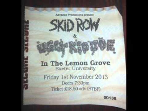 Ugly kid joe  - Lemon grove-Exeter  01-11-2013