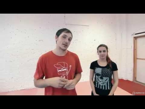 Школа трикинга. 5 урок - как сделать колесо
