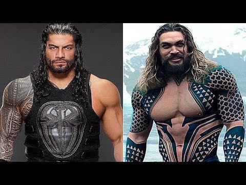 Roman Reigns vs Jason Momoa Transformation ★ 2018