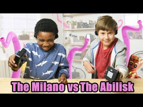 GotG The Milano vs. The Abilisk -LEGO Marvel Super Heroes - The Build Zone Season 5 Episode 3