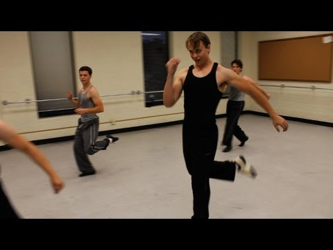 """STAGES: Stories from the BW Music Theatre Program - """"Senior Year"""" Episode 2"""