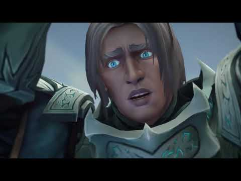 Anduin Becomes Arthas【World Of Warcraft Shadowlands】