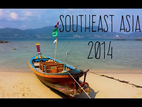 70 Days Backpacking Southeast Asia 2014