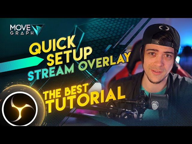 OBS Tutorial | How to Setup Twitch Overlays in OBS + Creator Tips!!
