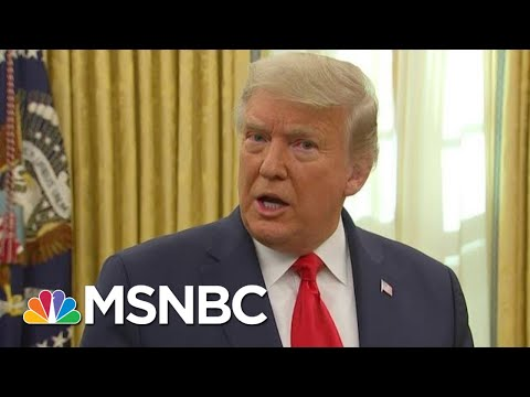 As Dems Target Trump-Enabler McConnell, Biden Previews WH Plans To Tom Friedman