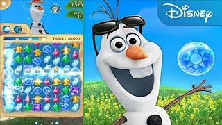 Disney Frozen Free Fall Ice Blast 24 Times