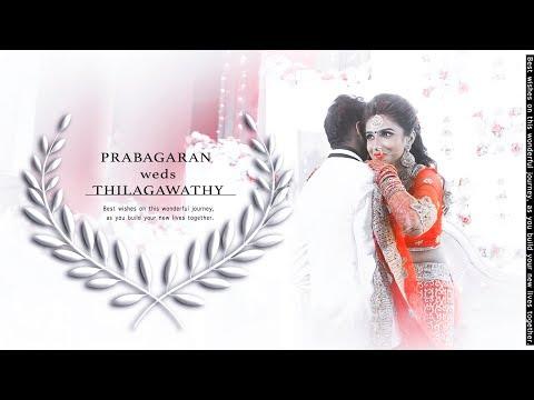 Malaysian Indian Wedding&Dinner Highlights Of PRABAGARAN & THILAGAWATHY By SURIAPRODUCTION