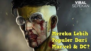 11 Superhero Hebat Yang Bukan Dari Marvel dan DC Comics