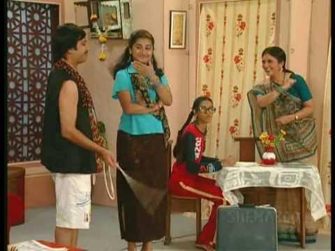 Gujarati Comedy Play - Raja Ne Game Te Raani - Pratap Sachdev - Seema Joshi - Part 2 / 12
