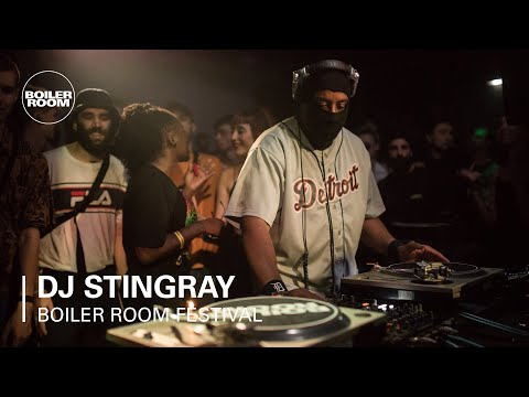 DJ Stingray | Boiler Room Festival | Day 4: Club