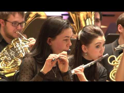 The Wind Orchestra of the Royal Conservatoire of Scotland - A Jazz Funeral