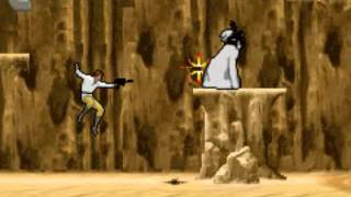 Star Wars Trilogy: Apprentice of the Force (Game Boy Advance) with commentary
