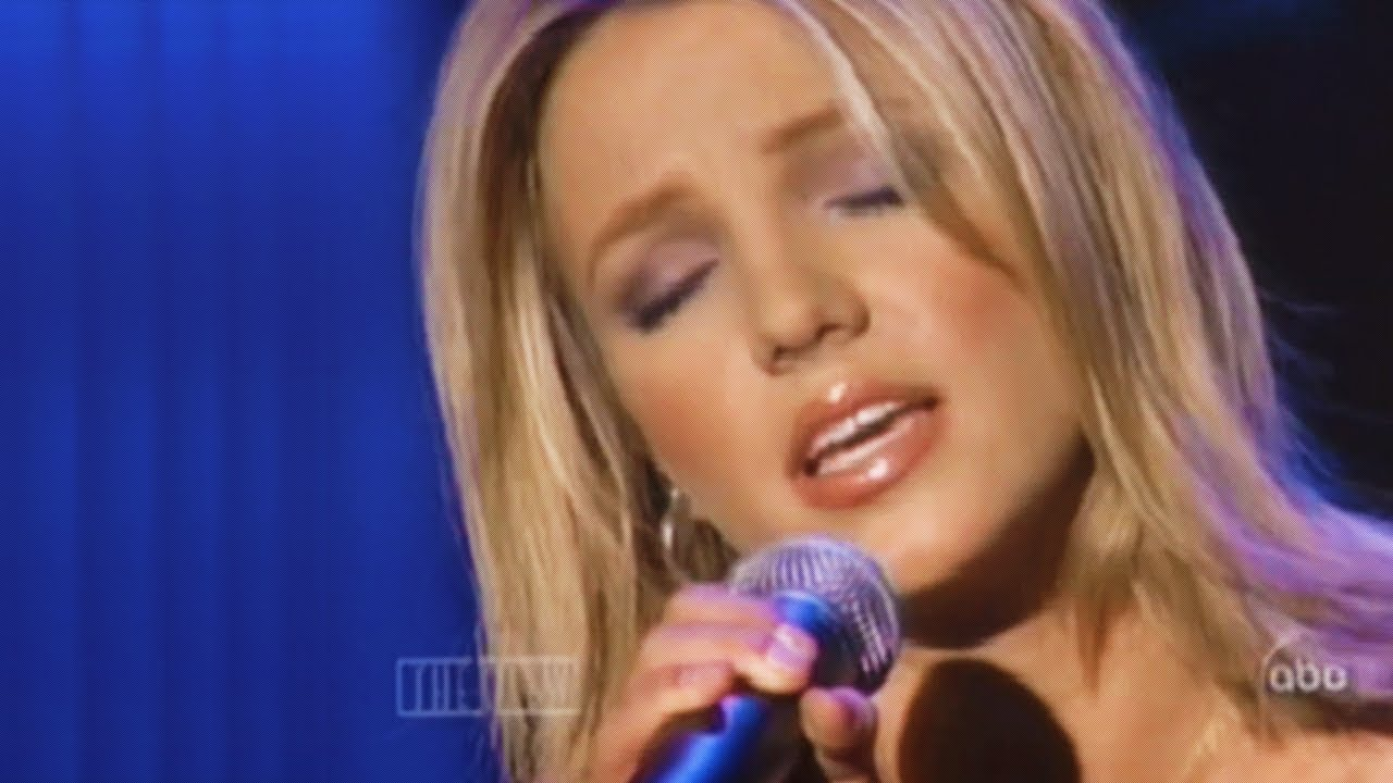 Download Britney Spears - Don't Let Me Be The Last to Know (Live @ The View)