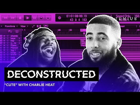 """The Making of D.R.A.M.'s """"Cute"""" With Charlie Heat 