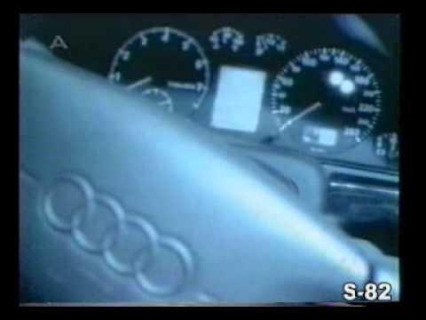 PROPAGANDA COMERCIAL AUDI A4 A 4 A MAGAZINE REDE MANCHETE 1998 BRASIL BRAZIL 3 - YouTube