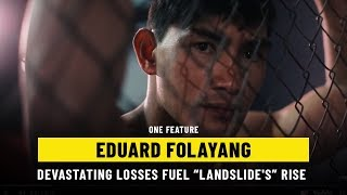 Devastating Losses Fuel Eduard Folayang's Rise   ONE Feature