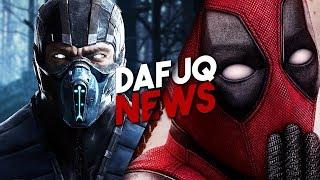 Koniec z Deadpoolem?! The Office w kosmosie od Netflixa!