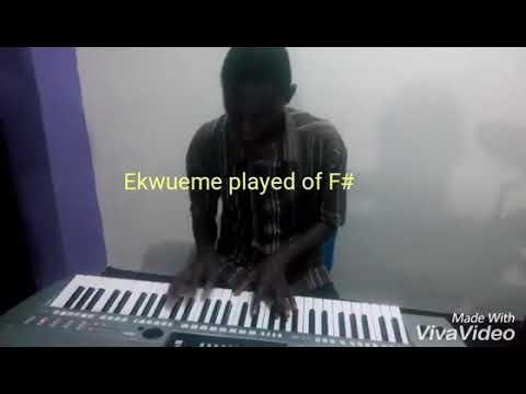 Prospa Ochimana Ekwueme feat Osinanach Nwachukwu(Piano cover)