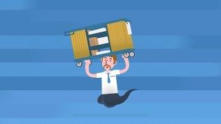Cartoon Corporate Video : Global Industrie - Wie es funktioniert