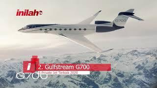 5 Private Jet Terbaik di Tahun 2020 - inilah.com