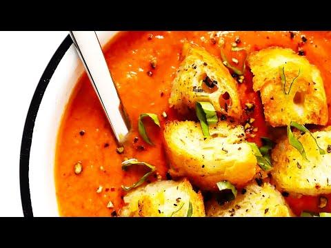 Authentic Gazpacho Recipe