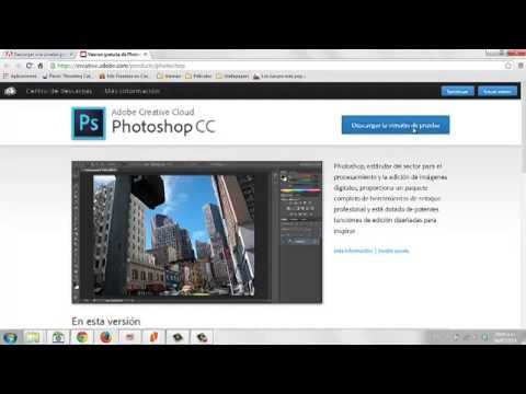 4d0706c75ef7b Cómo descargar la versión de prueba gratuita de Adobe Photoshop ...