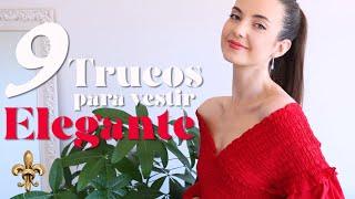 9 TIPS PARA VESTIR ELEGANTE EN CUALQUIER OCASIÓN⚜ | Edición Verano 2020| Moda Susana Arcocha