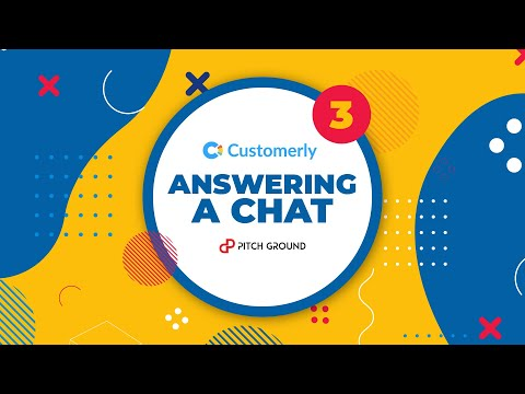 #3 Customerly - Answering A Chat | PitchGround