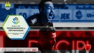 Download Video Cuplikan Pertandingan Liga 1 Persib Bandung vs PSM Makassar 5 Juli 2017 MP3 3GP MP4