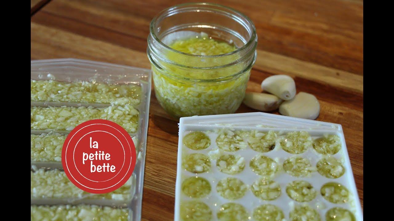 Comment conserver l 39 ail et toujours en avoir sous la main - Comment conserver des pommes de terre coupees ...