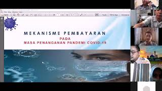Gambar cover FAKPI : Mekanisme Pembayaran BJ Pemerintah Pada Masa Pandemi Covit 19 berdasarkan PMK 43 /2020