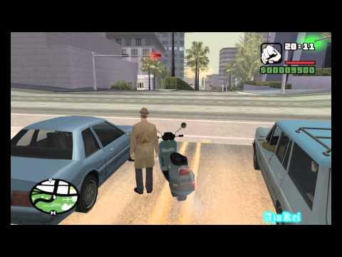 GTA San Andreas DYOM: [Stealth Ronin] The Nemesis (part3) (720p)