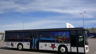 видео Переделка автобусов