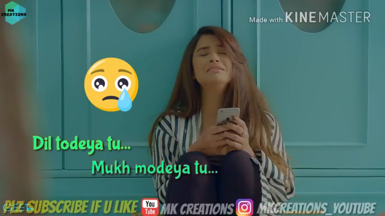 Bewafa Tu Guri New Song Whatsapp Status Video With Download Link