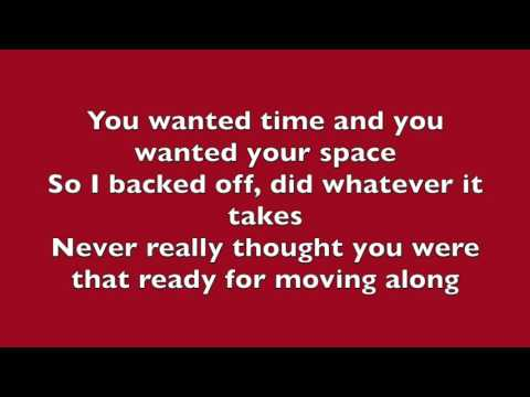 Luke Bryan - Is Someone Else Calling You Baby (lyrics)