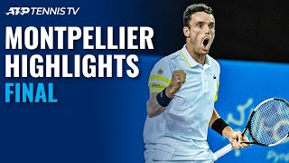 David Goffin vs Roberto Bautista Agut | Montpellier 2021 Final Highlights