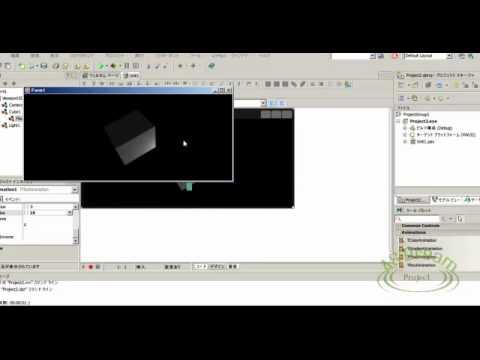 Fire Monkey - using 3D scene in HD application