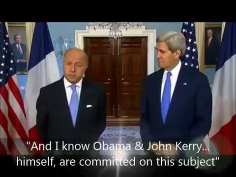 """[Climate Chaos] Countdown By Laurent Fabius French Foreign Minister"""""""
