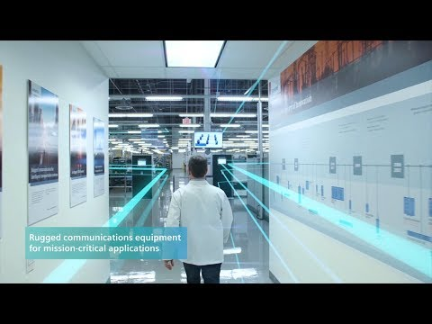 Ruggedcom manufacturing facility: a Siemens global center of excellence