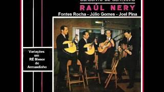Conjunto de Guitarras de Raúl Nery - Variações em RÉ Menor